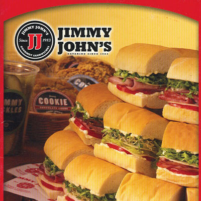 Jimmy Johns Food Styling